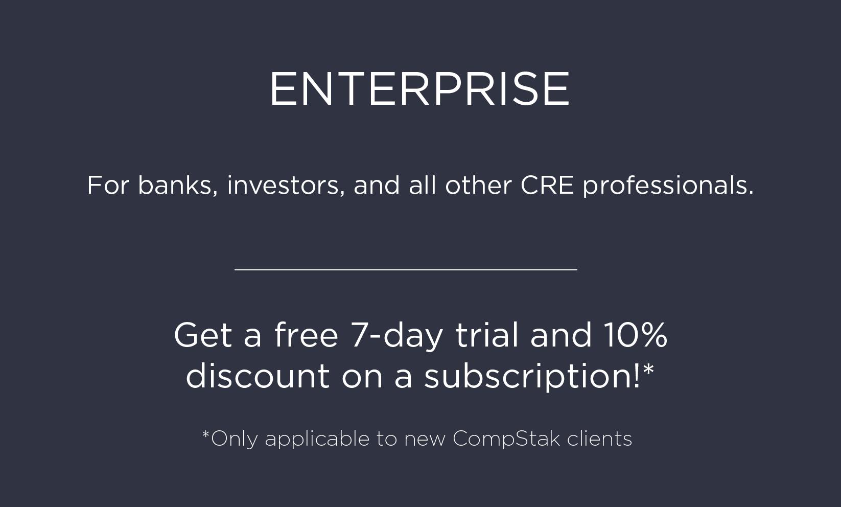 Enterprise Offer