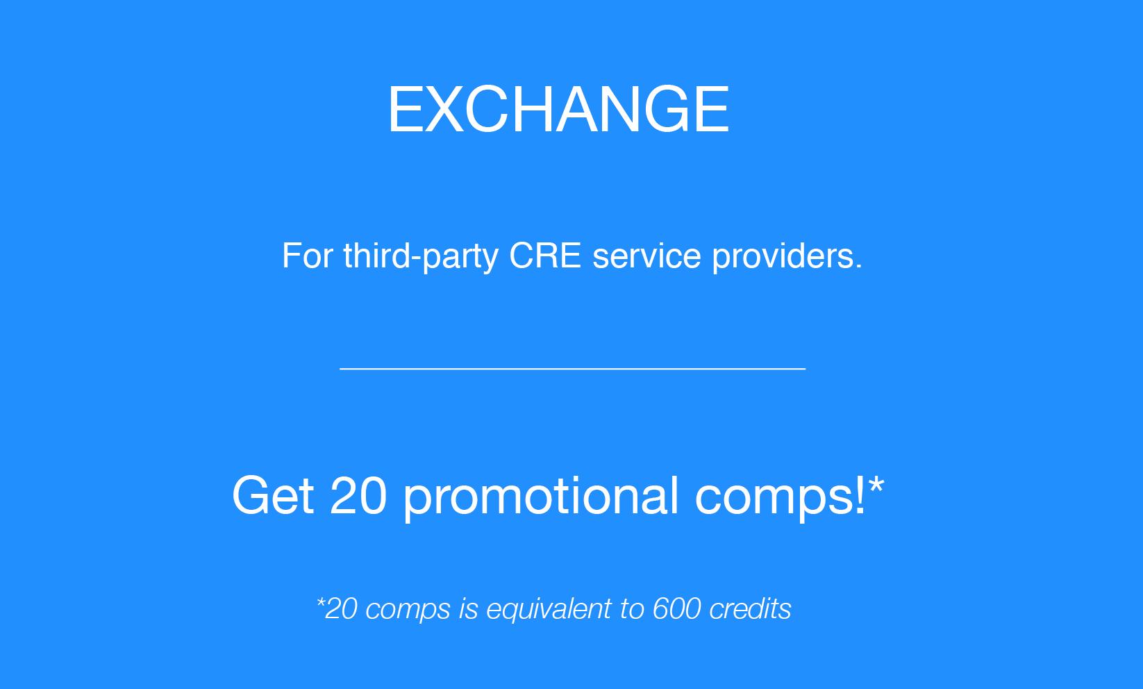 CompStak Exchange