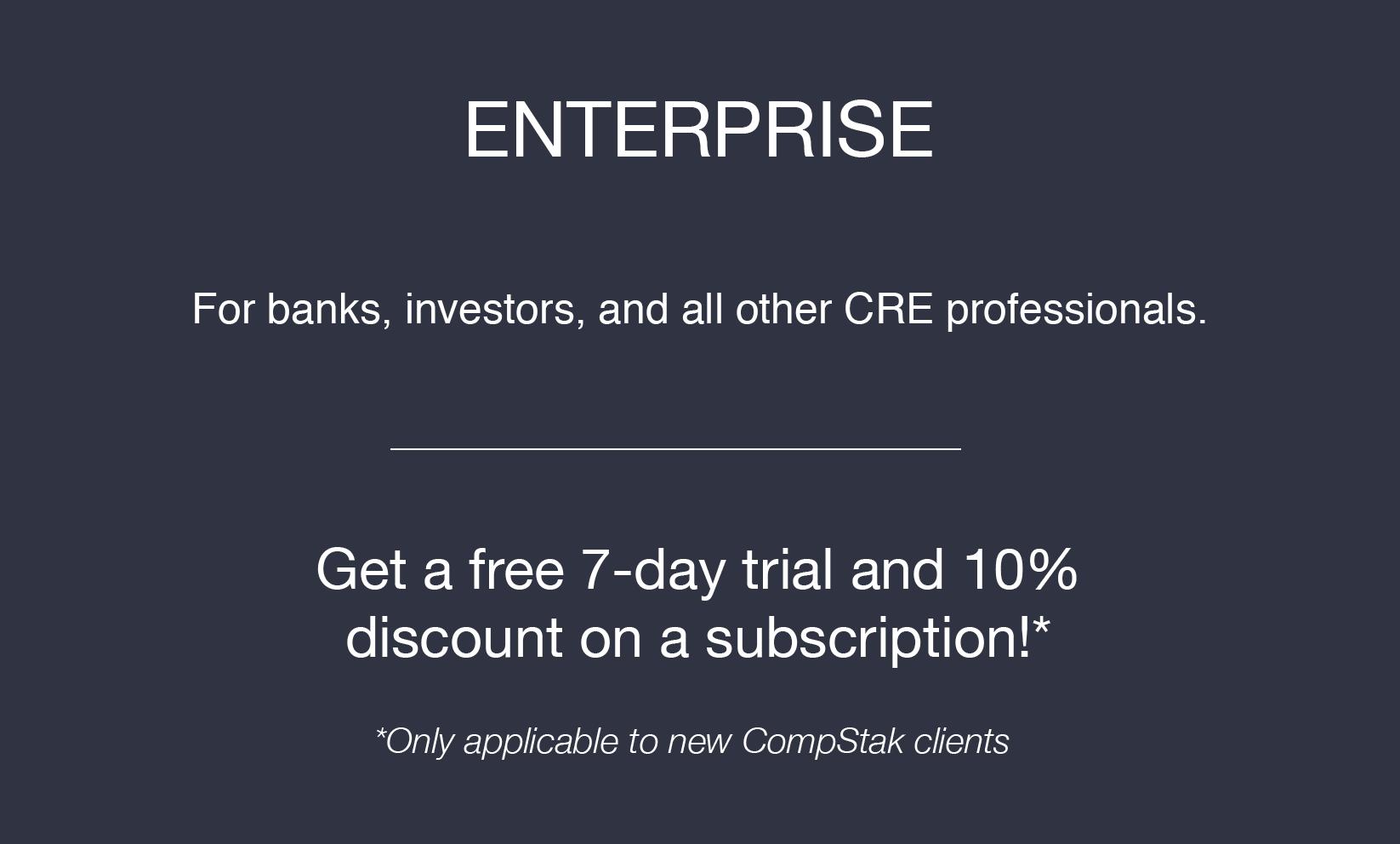 CompStak Enterprise