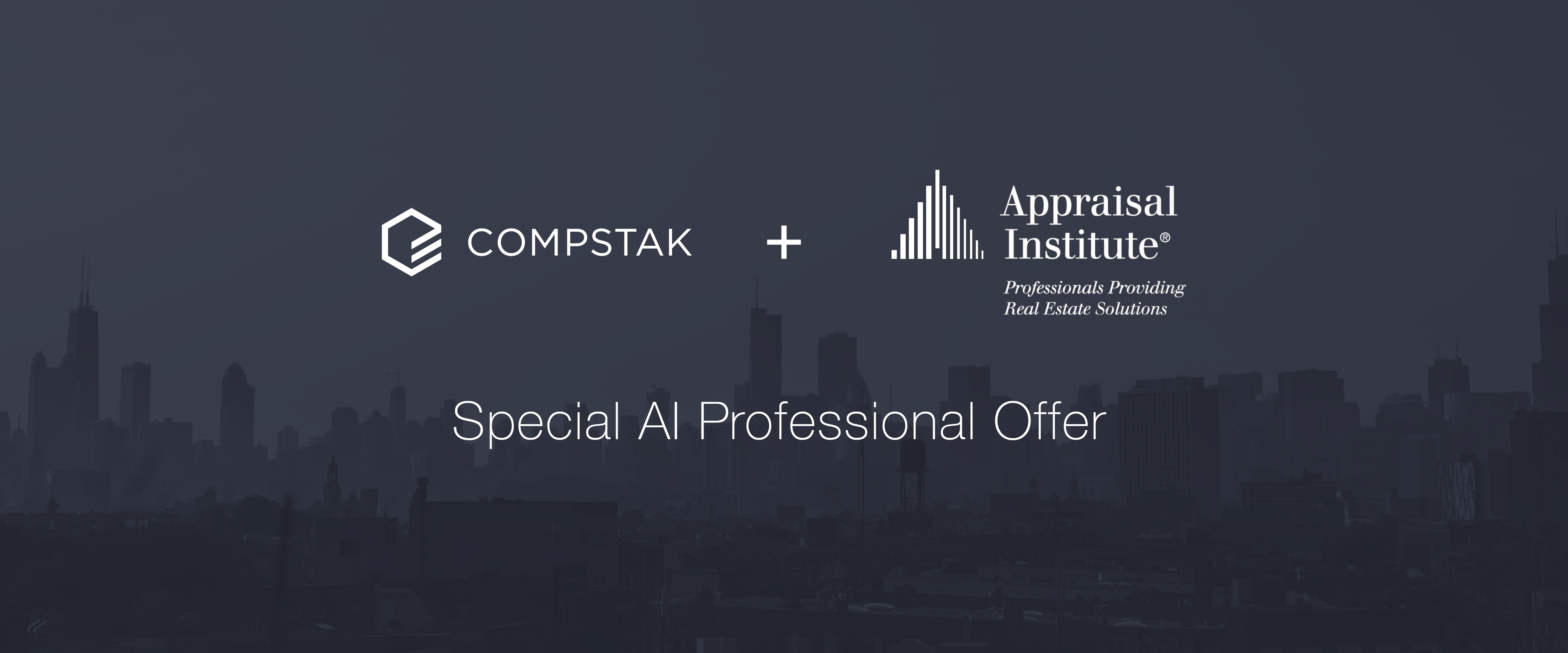 CompStak and Appraisal Institute