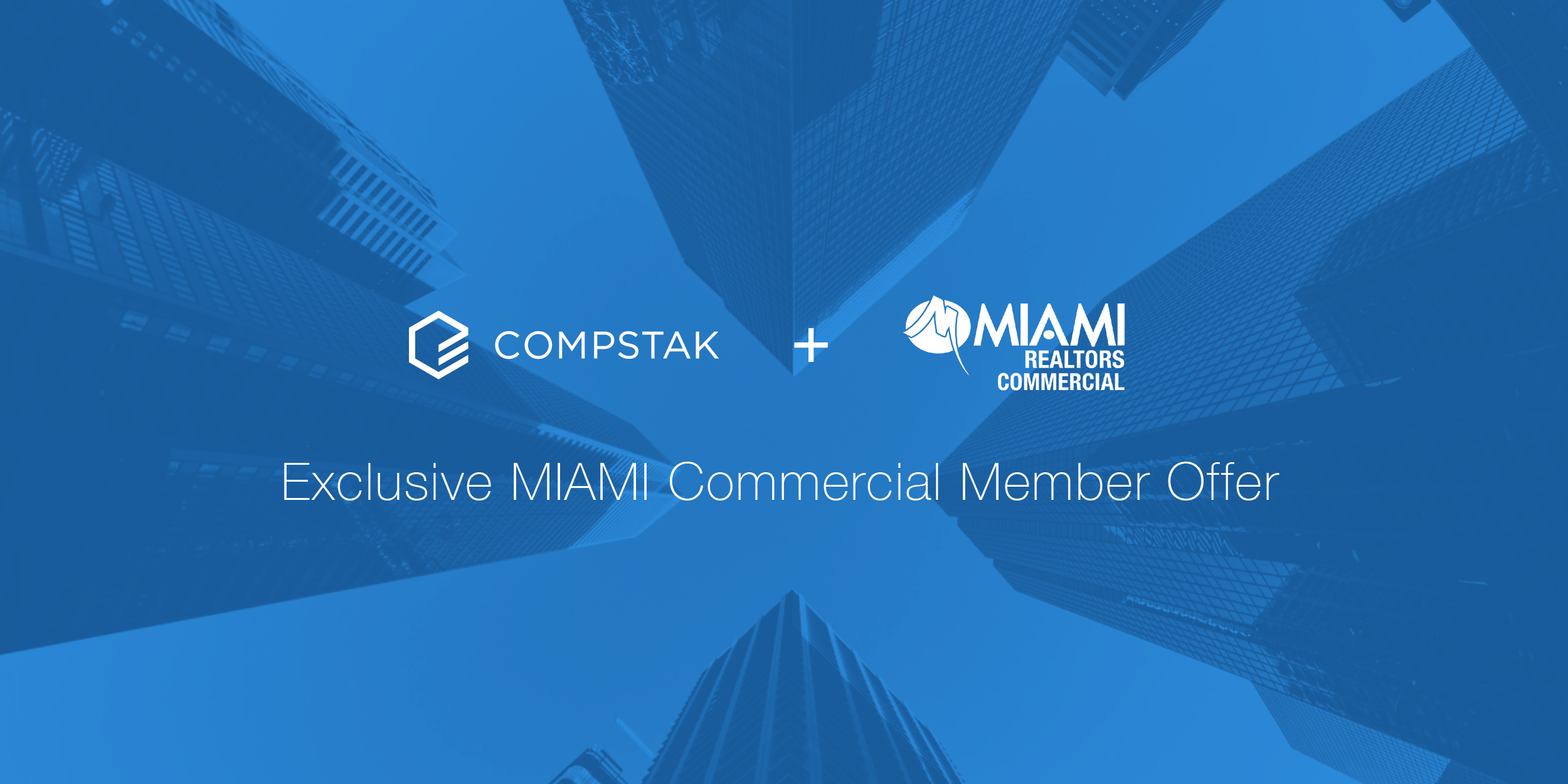 CompStak and Miami Commercial Partnership